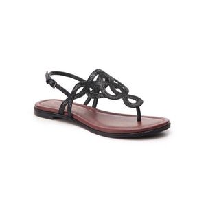 "f820f7a385fb Kelly   Katie Shoes - Kelly   Katie • ""Poppie"" Flat Sandal"